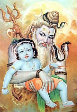 White Gods. Shiva
