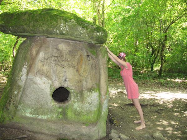 ringing cedars. dolmens