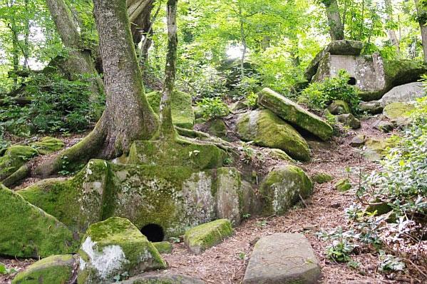 Dolmen. Ringing Cedars