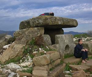 ringing cedars. Gelendzhik. dolmens