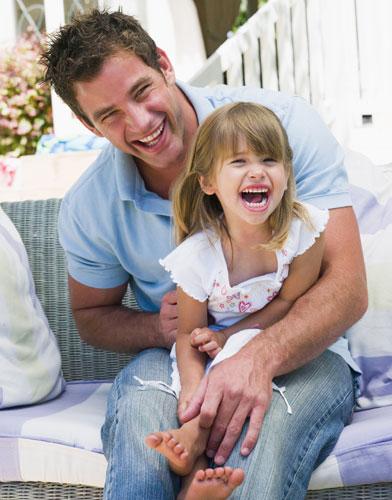 Отец для девочки это первый и долгое время единственный мужчина в жизни. О