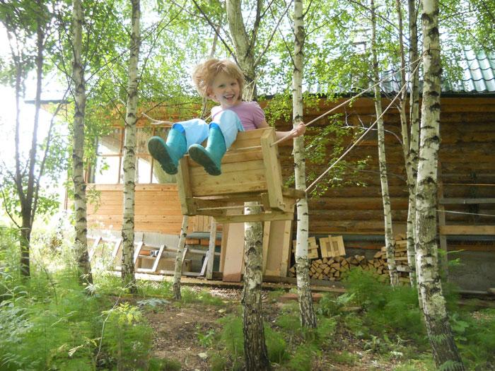 Russia. ringing cedars of Russia