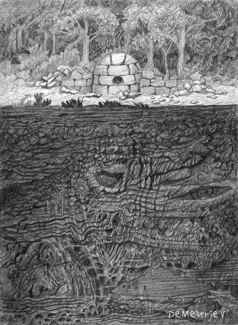 ringing cedars art. dolmen