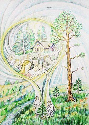 ringing cedars art. kins settlement