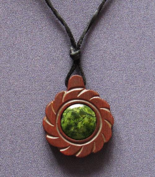 Cedar Amulet