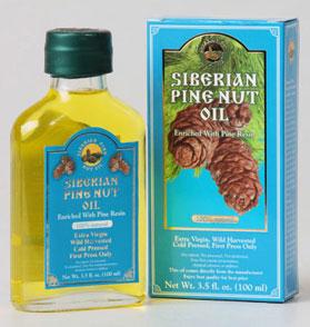 Cedar Nut Oil fights parasites