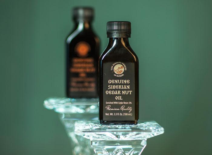 Cedar Resin - Cedar Nut Oil: Turpentine Balsam