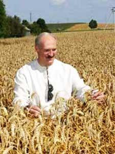 President A. Lukashenko