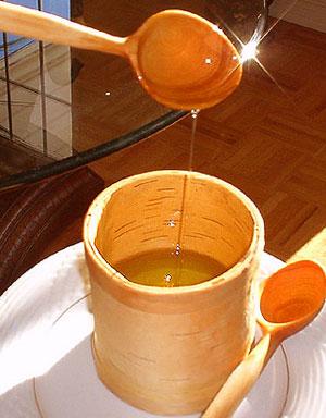Siberian Cedar Nut Oil