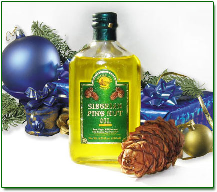 Cedar Nut Oil is the best remedy for ulcer and gastritis.