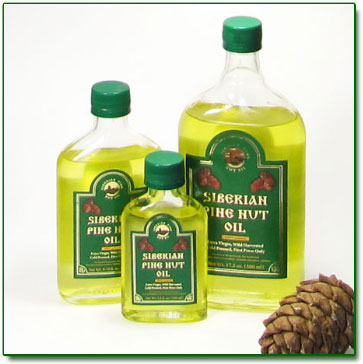 how to take siberian pine nut oil