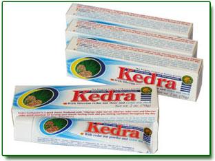 toothpaste KEDRA