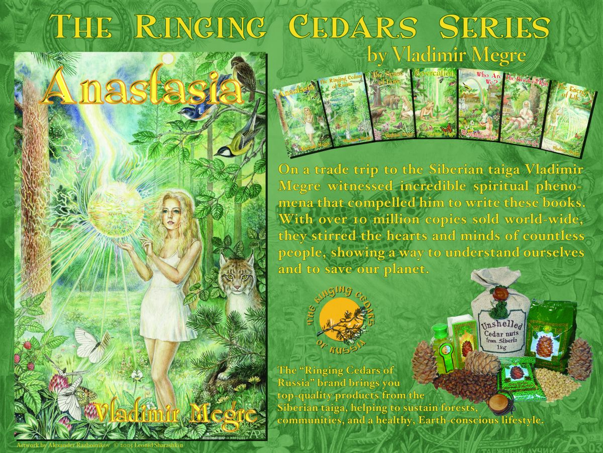 Ringing Cedars Series Of Books
