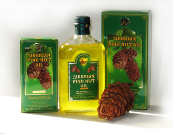 extra virgin pine nut oil