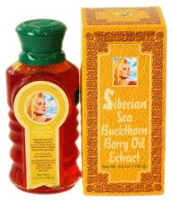 Siberian Sea Buckthorn Berry Oil Extract